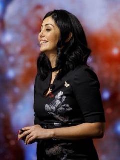Diana Trujillo, científica colombiana de la Nasa.