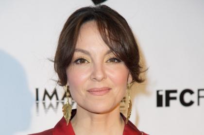 Carolina Gómez en el estreno de 'Pele: Birth Of A Legend', en 2016, 5 años antes de separarse de Borja Aguire.