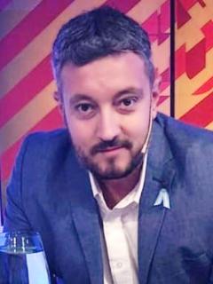 """Faustino Asprilla: periodista Pablo Carrozza contra el 'Tino', lo llamó """"Tinto"""". Fotomontaje: Pulzo."""