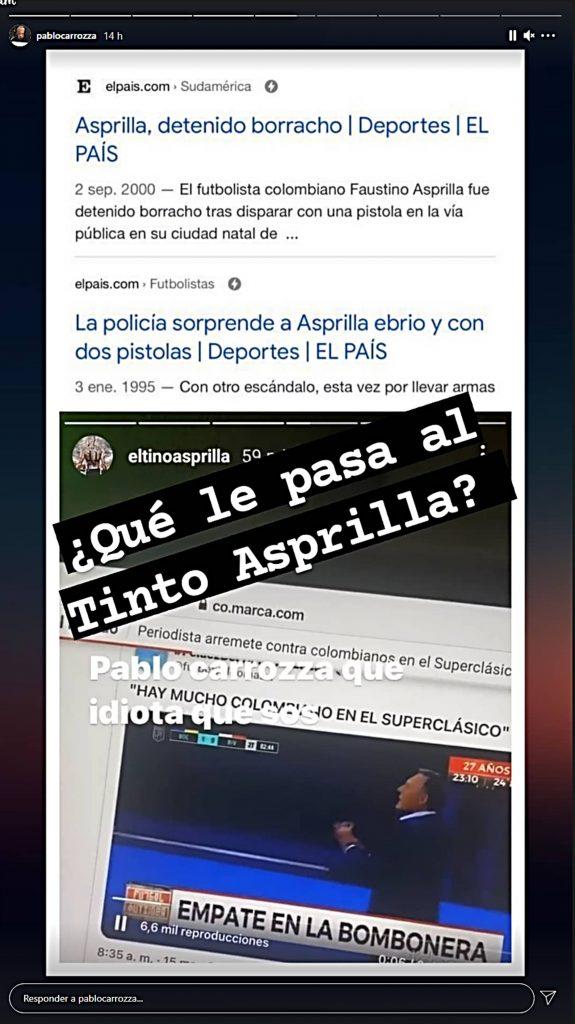 Instagram @pablocarrozza