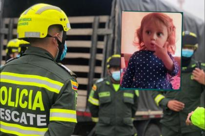 Sara Sofía Galván, niña desaparecida en Bogotá y cuya madre dijo que arrojó su cuerpo al río Tunjuelito