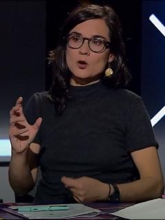 Carolina Sanín habla de consumo de drogas en programa de Canal Capital