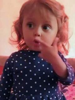 Sara Sofía Galván, menor desaparecida en Bogotá, por la que capturaron a su mamá