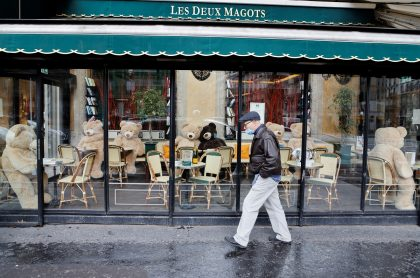 París entra a nuevo confinamiento total para frenar tercera ola de coronavirus. París, marzo 2021.