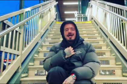 J Balvin, que lanzó su canción 'Tu veneno', publicó video de mujer que lo confunde con él mismo