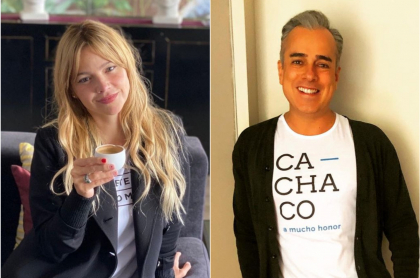 Fotomontaje de Johana Bahamón y Jorge Enrique Abello, a propósito de reacción sobre portada Soho