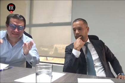 Abogado Iván Cancino regañó a Diego Cadena, en medio de declaraciones por caso de Álvaro Uribe