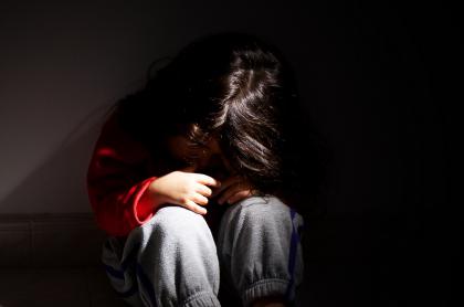 Imagen de una niña que ilustra nota; en Boyacá, hombre que abusó de niña con leve discapacidad mental fue condenado a 10 años de cárcel