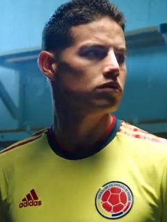 Foto de la Selección Colombia ilustra nota sobre el precio de la camiseta de la Selección Colombia