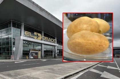 Aeropuerto El Dorado, que respondió a críticas por venta de almojábanas a 12.000 pesos