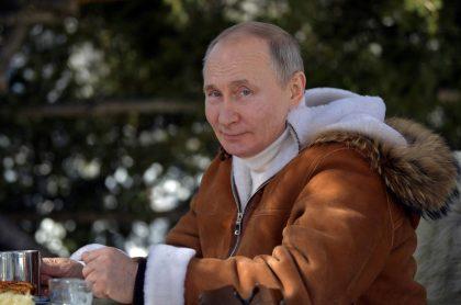 Vladimir Putin se aplicó la vacuna contra el coronavirus