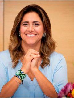 María Juliana Ruiz, primera dama de la Nación, criticada porque tiene despacho en Presidencia y por libro que quiere publicar