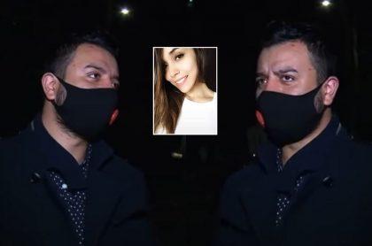 Fotomontaje de Paul Naranjo y Ana María Castro, a propósito de por qué está involucrado en el caso