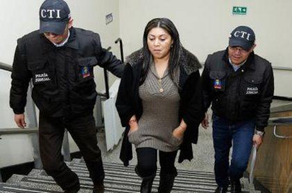 La exgobernadora de La Guajira, Oneida Pinto, quedó libre por vencimiento de términos.