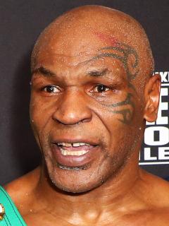 Mike Tyson vs. Evander Holyfield: anuncian lugar y fecha del combate de boxeo. Imagen de Tyson.
