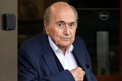 Fifa: expresidente Joseph Blatter recibe 6 años más de suspensión por corrupción. Imagen del exdirectivo.