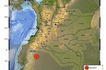 En Ecuador también tiembla frecuentemente a mediados de marzo.