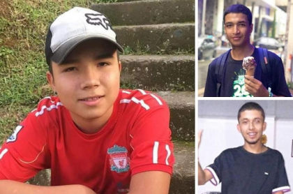 Los Caparros liberan otros dos jóvenes reclutados en Antioquia