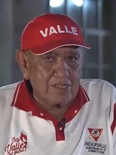 Jaime Cuéllar, expresidente de la Liga de Boxeo del Valle, que fue capturado por abuso sexual