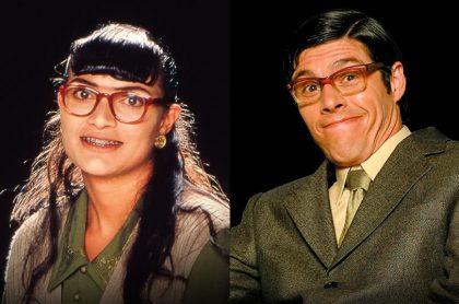 Ana María Orozco y Mario Duarte, en 'Betty, la fea', a propósito de confirmación de cuánto finaliza la novela de RCN y cuándo empieza su reemplazo 'Lala's spa'.
