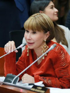 Alicia Arango, embajadora de Colombia ante la ONU