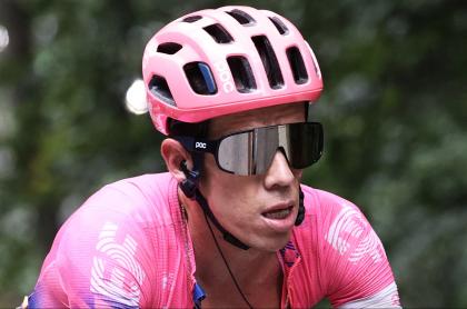Rigoberto Urán, noveno en etapa 5 de la Vuelta a Cataluña. Imagen de referencia del popular 'Rigo'.