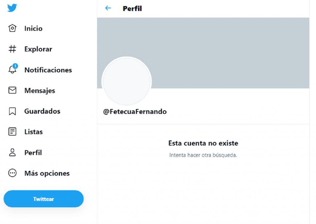 Twitter de @FetecuaFernando.