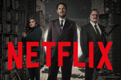 'El robo del siglo' fue la producción de Netflix que ganó un premio 'India Catalina'.