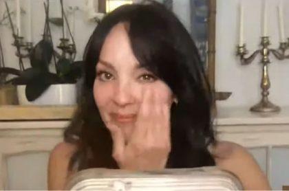 Carolina Gómez ganó el premio India Catalina por su papel protagónico en 'La venganza de Analía'.