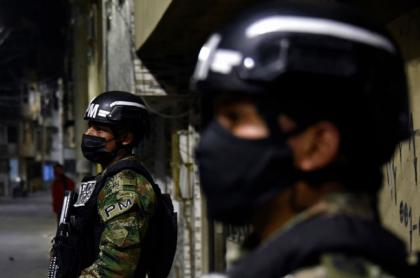 La madrugada de este sábado se desarrollaron hostigamientos armados en el municipio de Caldono, Cauca.