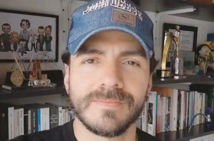 Actor y comediante Jimmy Vásquez pasó por momentos muy duros psicológicamente durante la pandemia, por lo que tuvo que buscar ayuda de expertos.