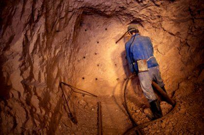 Imagen de referencia de un minero.