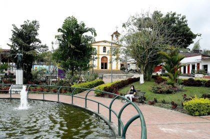Campohermoso, Boyacá, pueblo sin casos de COVID-19 en un año de pandemia