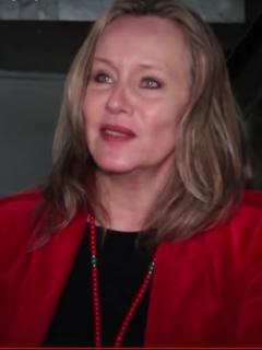 Alejandra Borrero, cuya novia murió por coronavirus