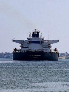 Canal de Suez, reabierto luego de incidente del buque Ever Given.