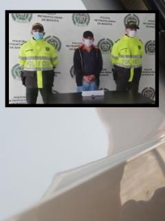 Imagen de robo que ilustra nota; pillan a ladrón que usaba control maestro para robar carros en sur de Bogotá