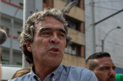 Sergio Fajardo, que reaccionó a la imputación que le hará la Fiscalía