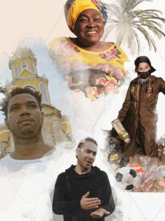 Si mundo es mejor, sabe mejor: Historias de 4 colombianos ejemplares