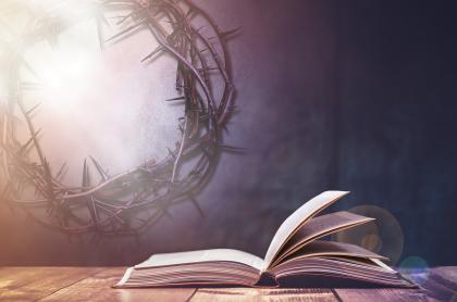 Imagen que ilustra el tiempo de Semana Santa.