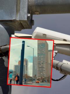 Imágenes que ilustran la investigación a tres Secretarías de Movilidad por cámaras salvavidas