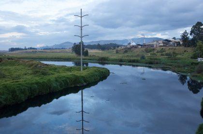 Cuerpo de hombre apareció en río Bogotá durante la búsqueda de Sara Sofía Galván
