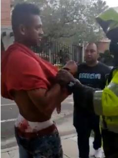 Video: Fredy Guarín fue detenido por episodio de violencia intrafamiliar