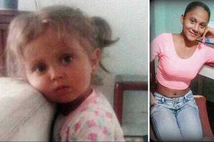 Sara Sofía Galván: mamá insiste que la niña está muerta y su cuerpo en el río