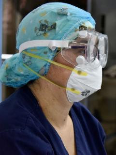 Medellín sale de Semana Santa con grave ocupación de unidades de cuidados intensivos (UCI).