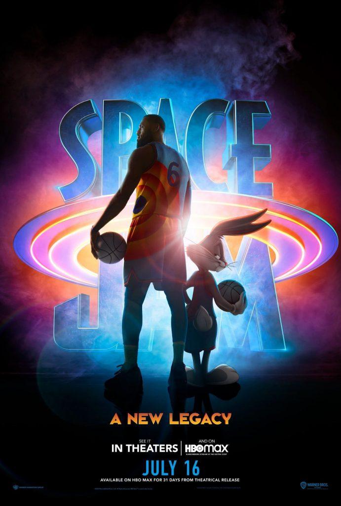 Warner Bros. / Póster de Space Jam 2