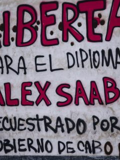 """Colombiano Álex Saab califica su detención en Cabo Verde de """"secuestro"""""""