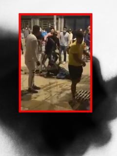 Comunidad golpea a supuesto ladrón en Suba luego de matar a una joven.