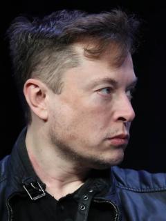Fotografía Elon Musk, director ejecutivo de Tesla Motors