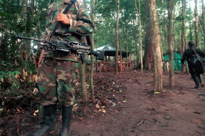 Exguerrillero de las Farc ilustra nota sobre abuso sexual que hombres sufrieron en esa extinta guerrilla