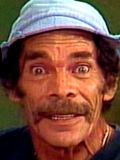 'Don Ramón', personaje de 'El Chavo del 8'.